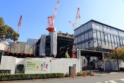 (仮称)紀尾井町計画 ホテル・オフィス棟