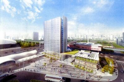 (仮称)有明南K区画ダイワロイネットホテル及び複合施設計画