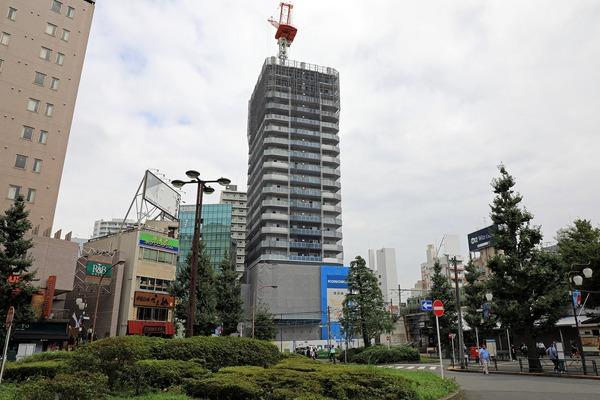 (仮称)豊島区北大塚一丁目計画