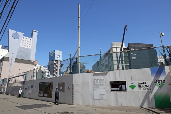横浜駅きた西口鶴屋地区第一種市街地再開発事業
