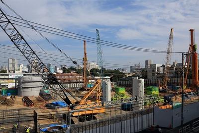 目黒駅前地区第一種市街地再開発事業B敷地