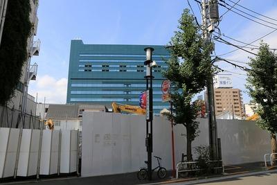 大井一丁目南第1地区第一種市街地再開発事業