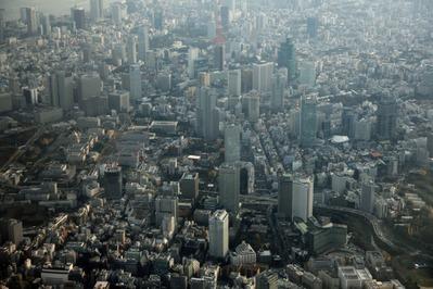 空撮 東京