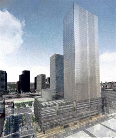 東京駅前八重洲1丁目東地区第一種市街地再開発事業