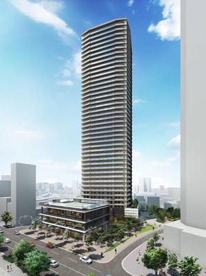西新宿五丁目中央南地区第一種市街地再開発事業