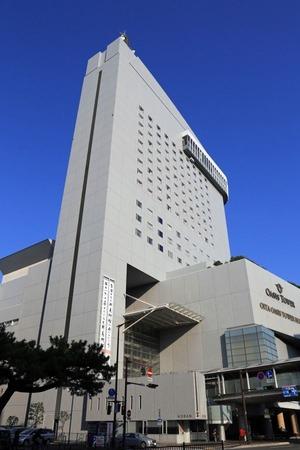 大分全日空ホテル オアシスタワー