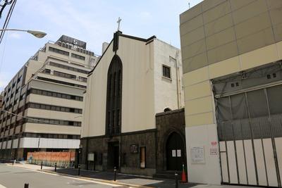 日本基督教団芝教会