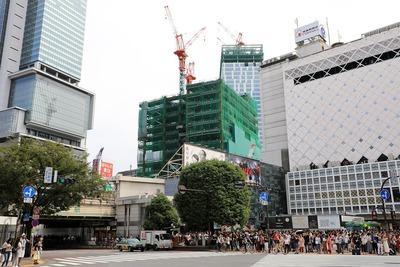 渋谷スクランブルスクエア(SHIBUYA SCRAMBLE SQUARE)