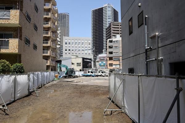 (仮称)小杉町3丁目計画新築工事