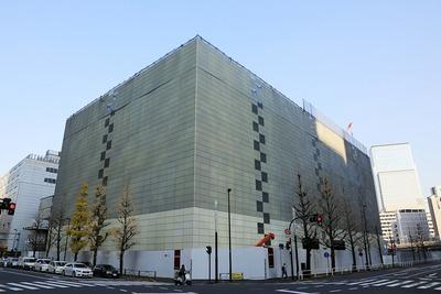 逓信ビル(逓信総合博物館ていぱーく)