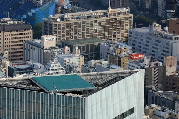 横浜市現市庁舎