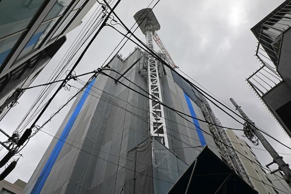 (仮称)港区新橋6丁目計画
