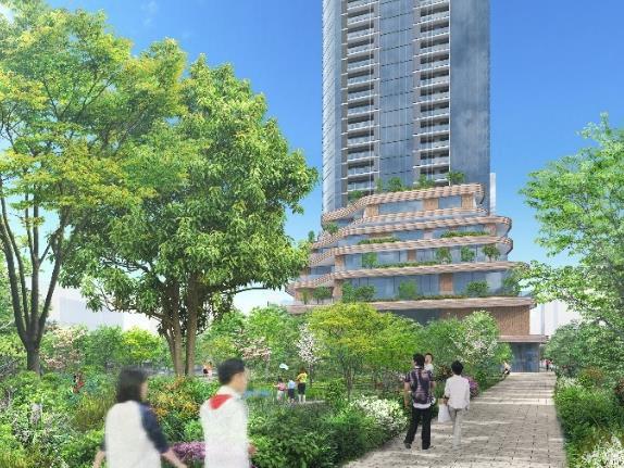 品川開発プロジェクト(第�期) 1街区