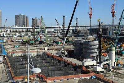 有明北3-1地区計画大規模複合施設プロジェクト