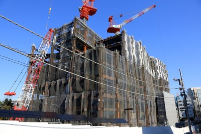 飯田橋駅西口地区第一種市街地再開発事業 事務所棟