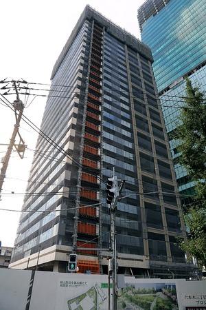 六本木三丁目東地区第一種市街地再開発事業南街区 住宅棟