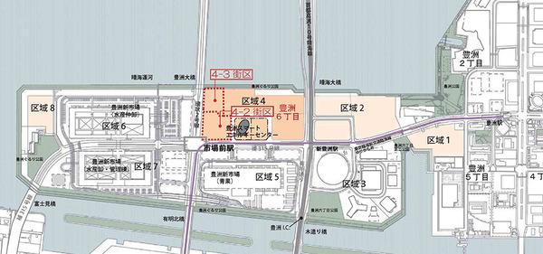 (仮称)豊洲六丁目4-2街区プロジェクト