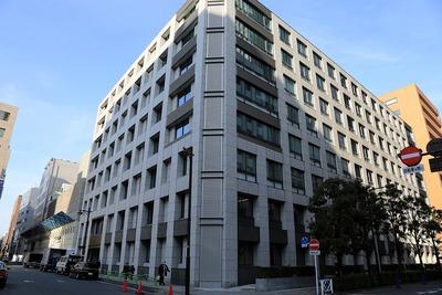 日本橋室町三丁目地区第一種市街地再開発事業 既存建物解体工事