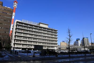 東京国際郵便局ビル