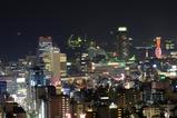 クラウンプラザ神戸からの夜景