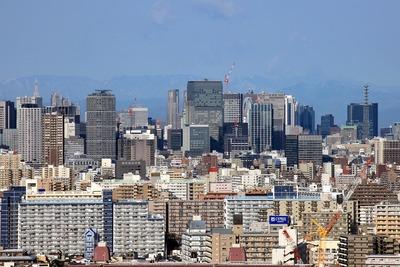 大手町・丸の内・日本橋の超高層ビル群