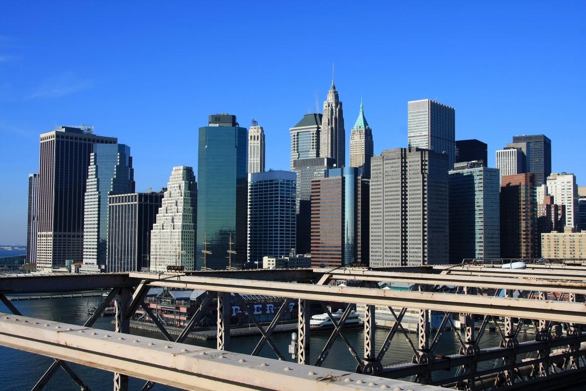 ロウアーマンハッタン : 超高層マンション・超高層ビル
