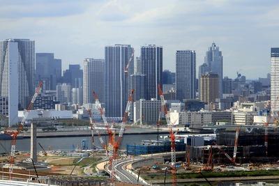晴海三丁目西地区第一種市街地再開発事業計画