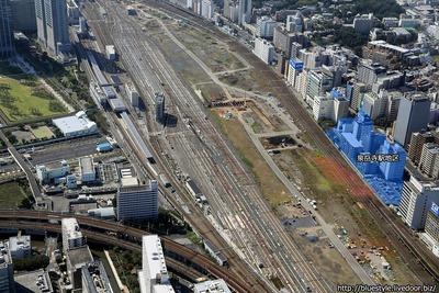 (仮称)東京都市計画事業泉岳寺駅地区第二種市街地再開発事業