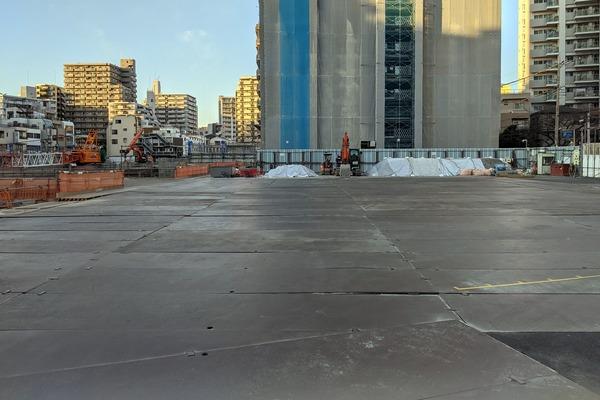 川口栄町 3 丁目銀座地区第一種市街地再開発事業