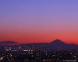 トワイライト富士 1280-1024