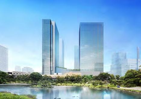 世界貿易センタービルディング A街区