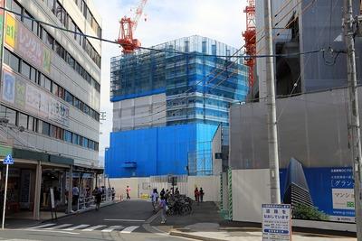 グランクロスタワー広島