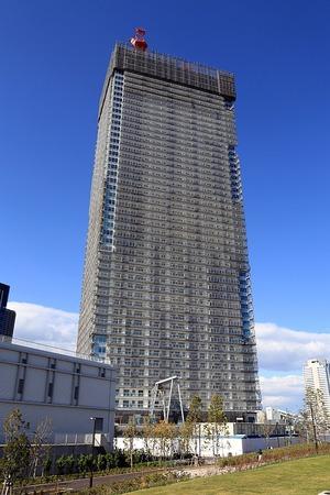 ザ・パークハウス 晴海タワーズ クロノレジデンス
