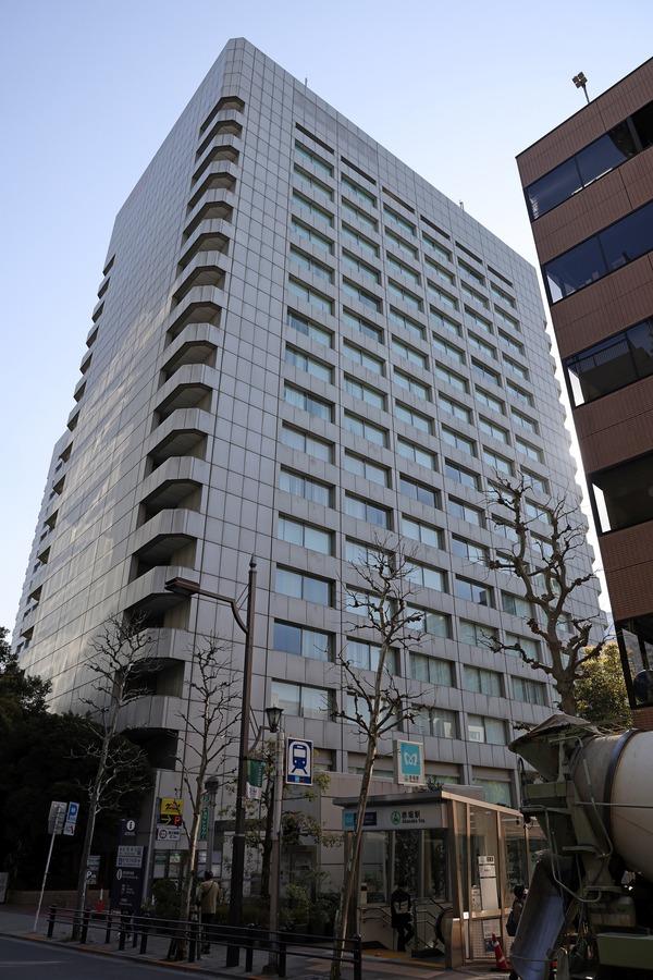 国際新赤坂ビル西館