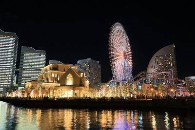 アニヴェルセルみなとみらい横浜とよこはまコスモワールド