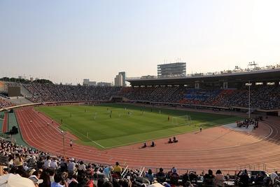 国立競技場ファイナル サッカーレジェンドマッチ