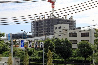 (仮称)サンシティタワー神戸新築工事