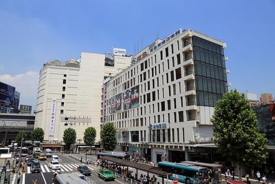 渋谷駅街区開発計画 中央棟・西棟