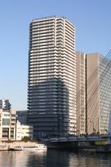 リバーシティ21 新川