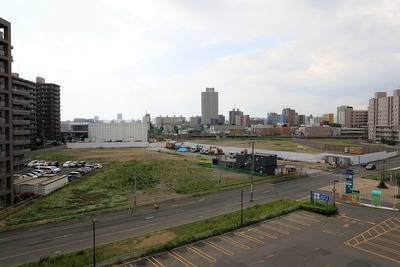 苗穂駅北口西地区優良建築物整備事業