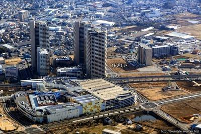 (仮称)柏の葉162街区計画