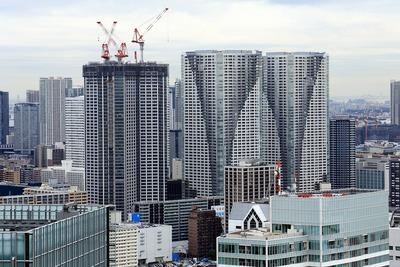 勝どき ザ・タワーとTHE TOKYO TOWERS