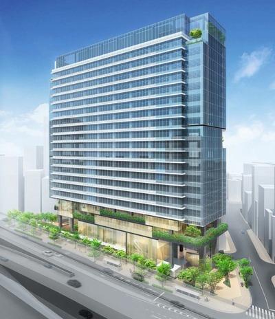 渋谷南平台街区 建替計画