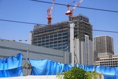 (仮称)キヤノン柳町プロジェクト 研究開発棟