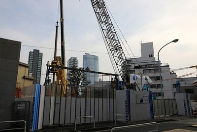 (仮称)乃木坂ナショナルコートマンション建替事業