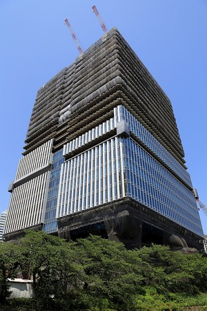 東京ガーデンテラス ホテル・オフィス棟(ザ・プリンスギャラリー東京紀尾井町)