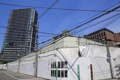 (仮称)大阪市北区豊崎三丁目新築工事計画