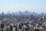 リバーハープタワー南千住からの眺め