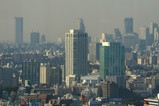 ワールドシティタワーズからの眺め