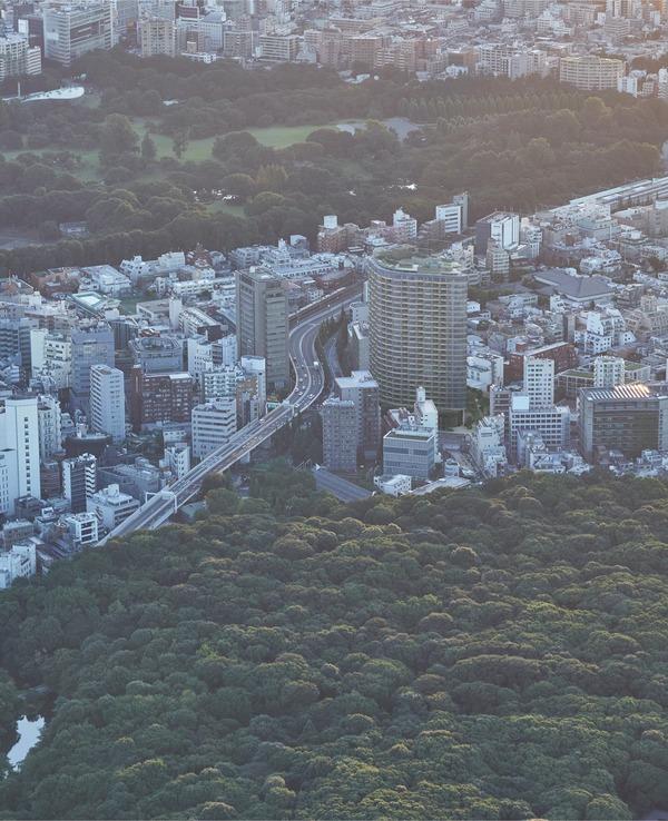 パークコート神宮北参道 ザ タワー